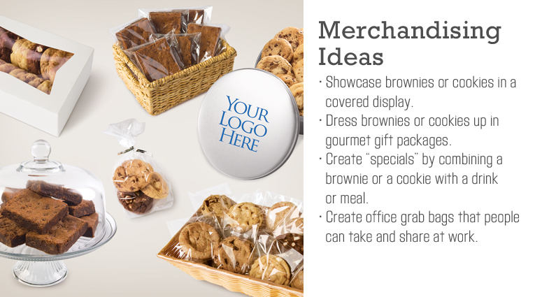 Image of Merchandising Ideas