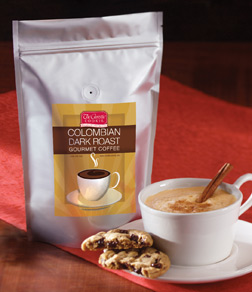 Image of Christie Colombian Dark Roast Gourmet Coffee